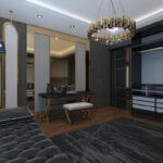 Lüks Mobilya Projesi İstanbul Masko